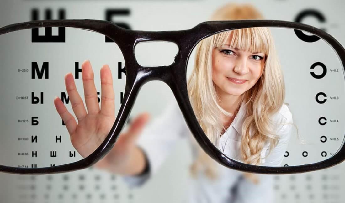 офтальмология врач