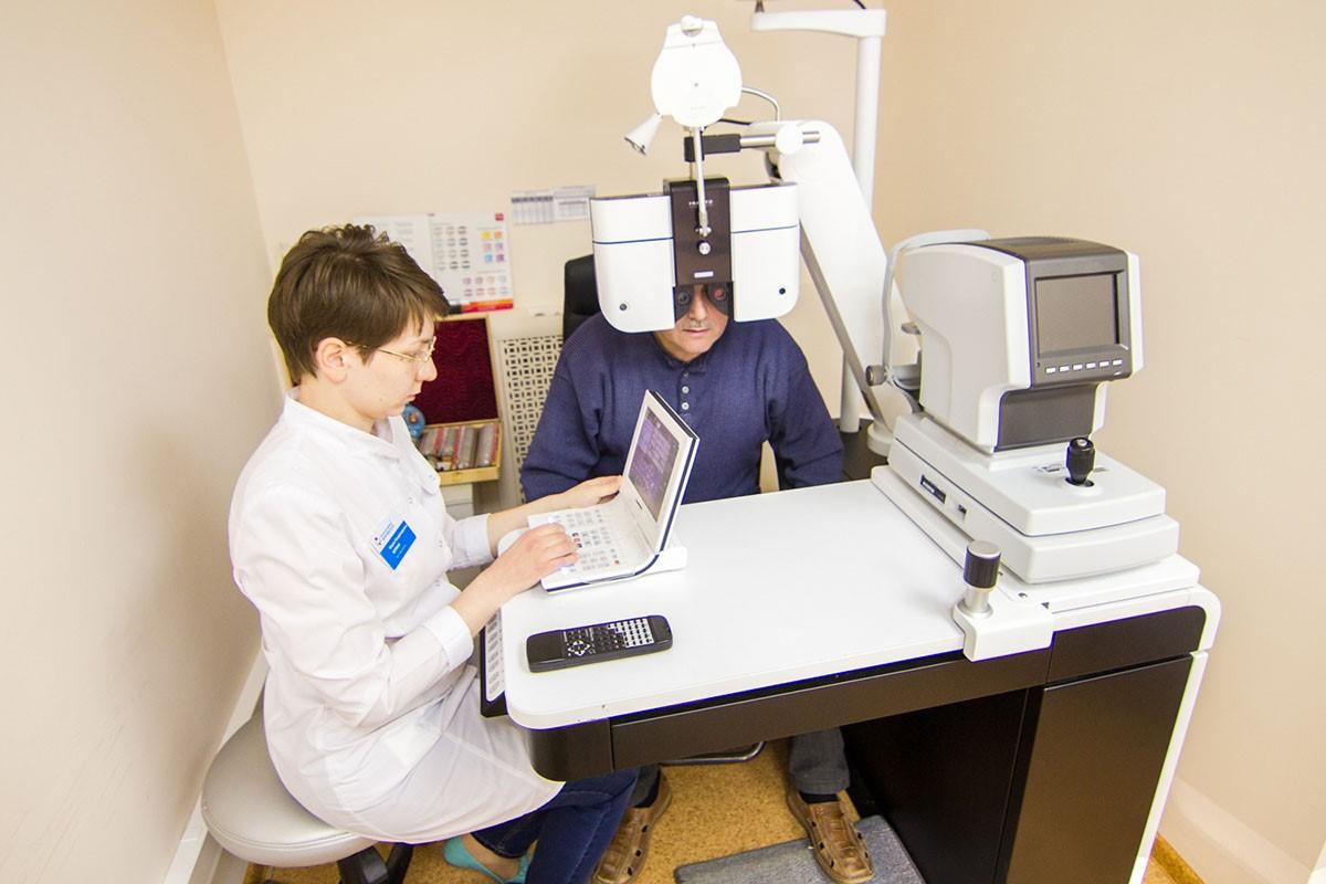 офтальмологические заболевания офтальмология