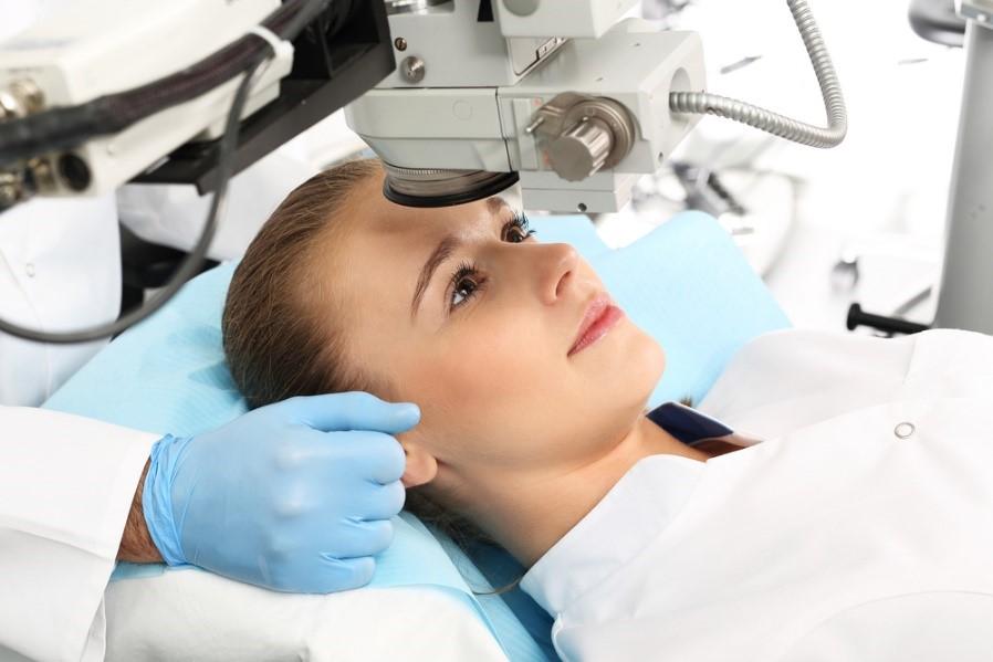 коррекция зрения лечение
