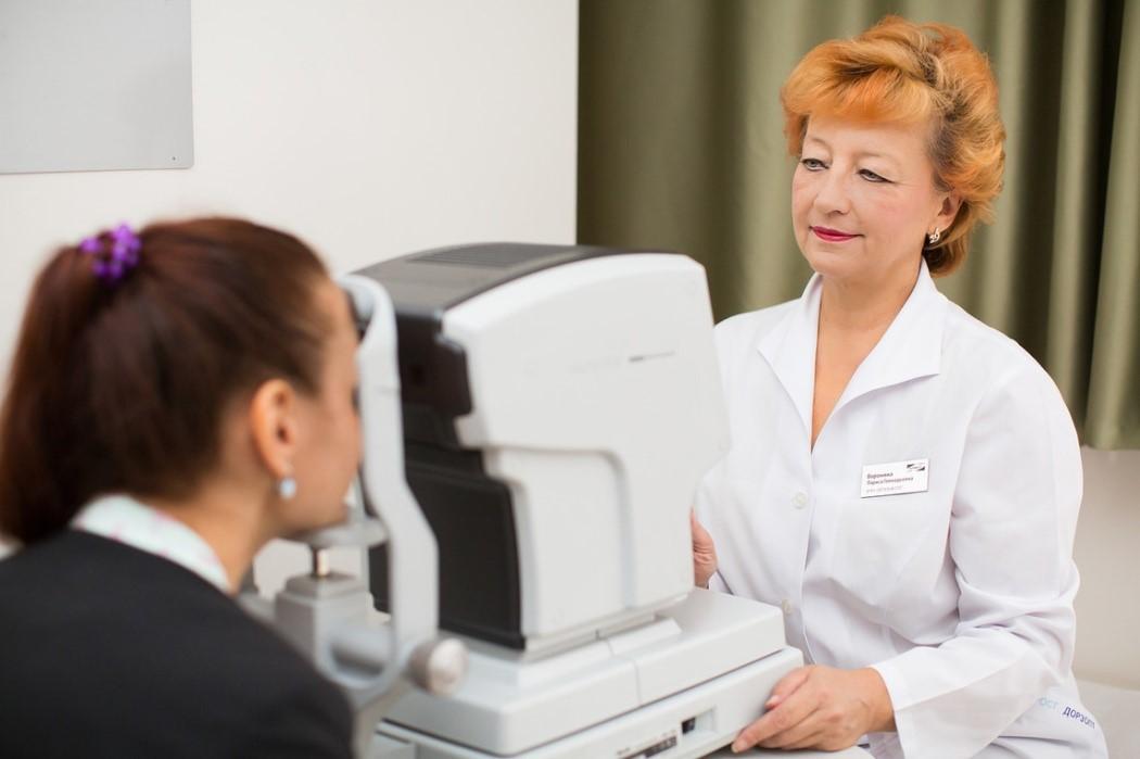 офтальмология для взрослых